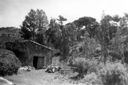Molino de San Pedro | Caseto | El Vallecillo