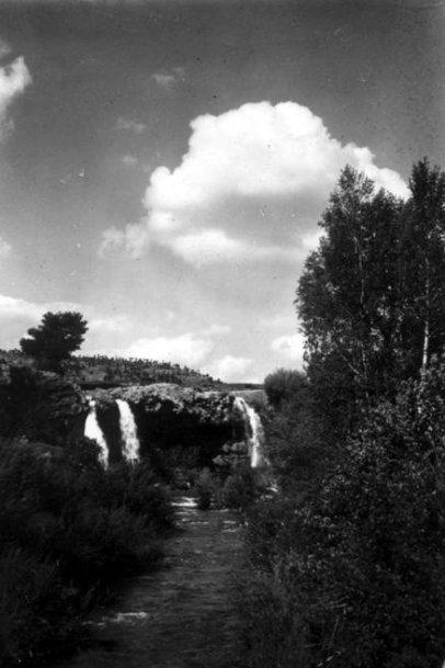 Cascada del molino de San Pedro | El Vallecillo