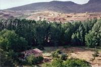 Molino de Tramacastilla (entorno)