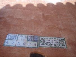 Calle Azagra (Albarracín)