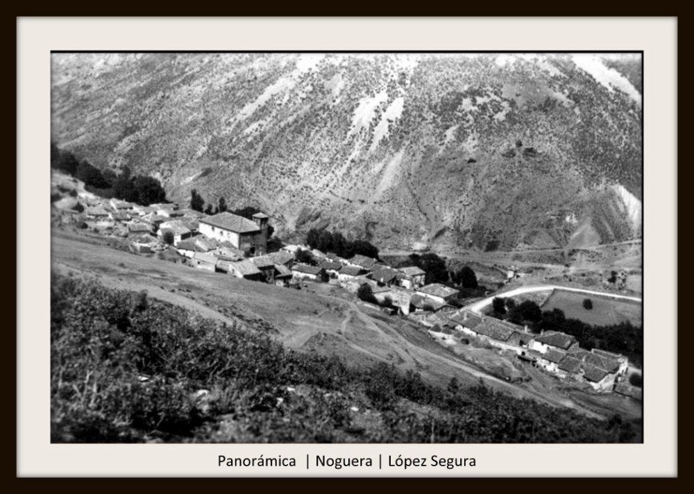 Noguera de Albarracín (1947-1956)   López Segura (1/6)