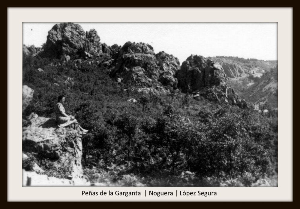 Noguera de Albarracín (1947-1956)   López Segura (3/6)