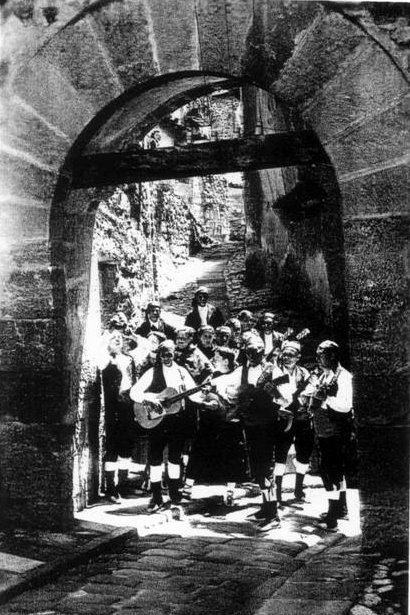 Rondalla | Mayos de Albarracín