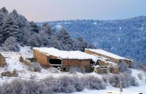 Paisaje rural de Moscardón