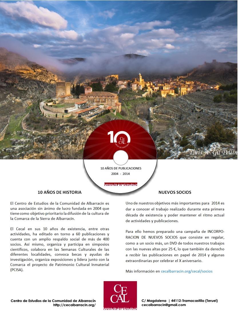 Anuncio Verde Teruel