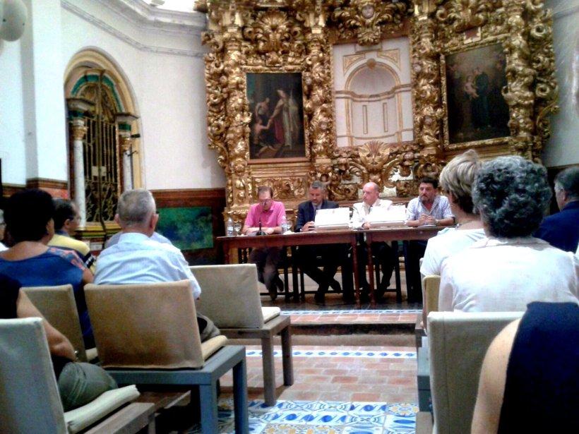 Presentación Libro judios Albarracin