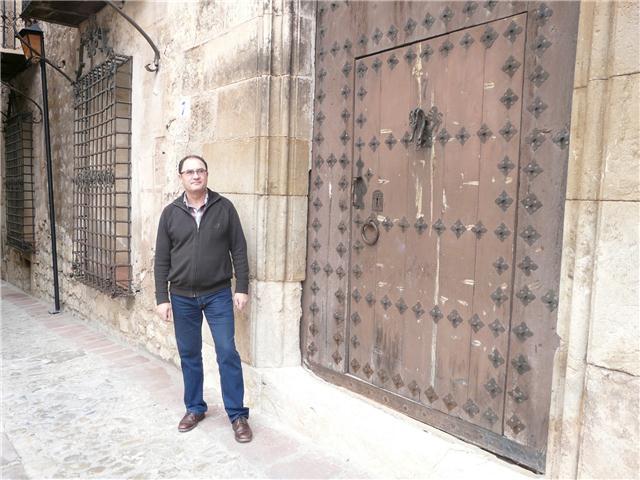 Juan Manuel Berges, el sábado en Albarracín | Diario de Teruel