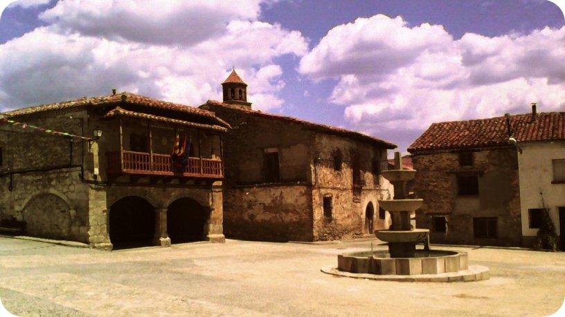 Plaza Mayor de Terriente