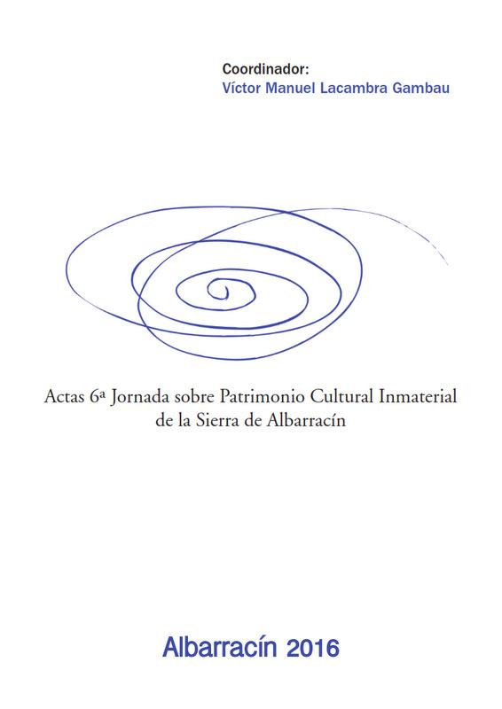 Actas 6ª Jornada PCISA 2014