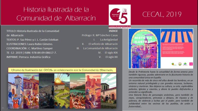 Historia Ilustrada de la Comunidad de Albarracín