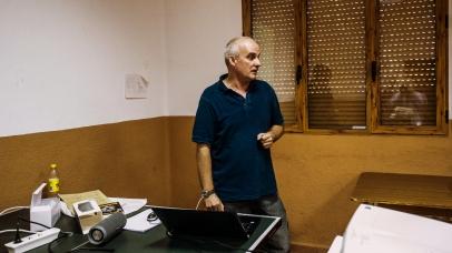 Ponente: Raúl Ibáñez Hervás